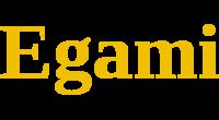 Egami logo