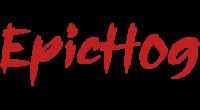 EpicHog logo