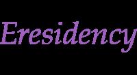 Eresidency logo
