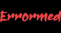 Errormed logo