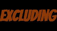 Excluding logo