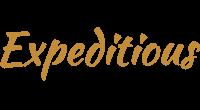 Expeditious logo