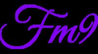 Fm9 logo