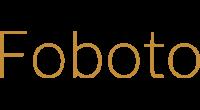 Foboto logo