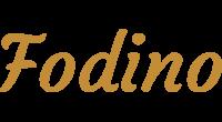Fodino logo