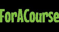 ForACourse logo