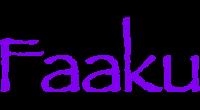 Faaku logo