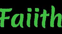 Faiith logo