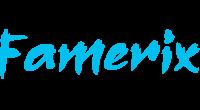 Famerix logo