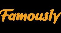 Famously logo