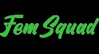 FemSquad logo