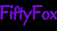 FiftyFox logo