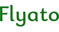Flyato logo