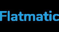 Flatmatic logo