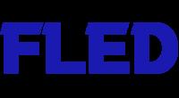 FLED logo