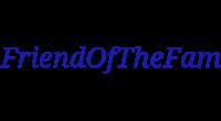 FriendOfTheFam logo