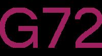G72 logo