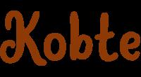 Kobte logo