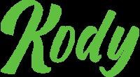 Kody logo