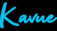 Kavue logo