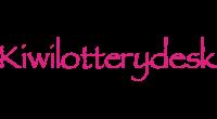 Kiwilotterydesk logo