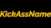 KickAssName logo