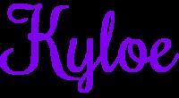 Kyloe logo