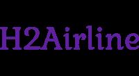 H2Airline logo