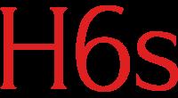 H6s logo