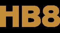 HB8 logo