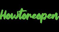 Howtoreopen logo