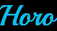 Horo logo