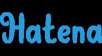 Hatena logo