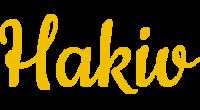Hakiv logo