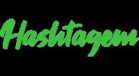 Hashtagem logo
