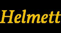 Helmett logo