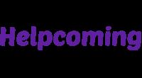 Helpcoming logo