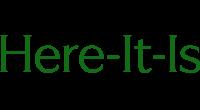 Here-It-Is logo