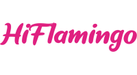 HiFlamingo logo