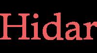 Hidar logo