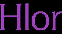 Hlor logo