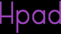Hpad logo