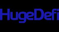 HugeDefi logo