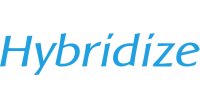 Hybridize logo