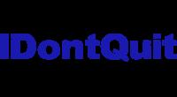 IDontQuit logo