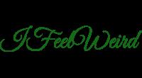 IFeelWeird logo