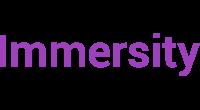 Immersity logo