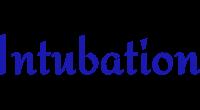 Intubation logo