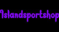 Islandsportshop logo