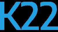 K22 logo